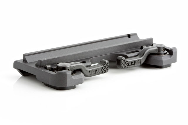 A.R.M.S., Inc. A.R.M.S.® #19LD ACOG Low Dual Throw Lever Mount