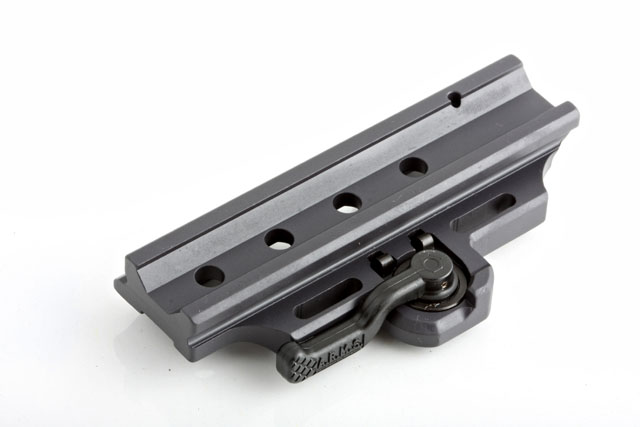 A.R.M.S., Inc. A.R.M.S. #19S Single Throw Lever ACOG Scope Mount