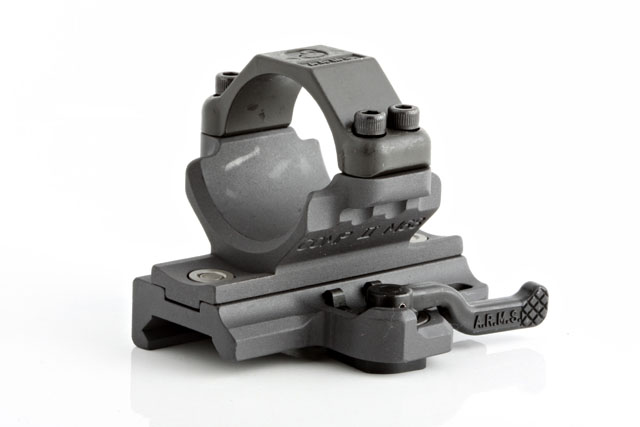 A.R.M.S. #22M68 Aimpoint Comp Throw Lever Ring Mount 22M68 Photo 3