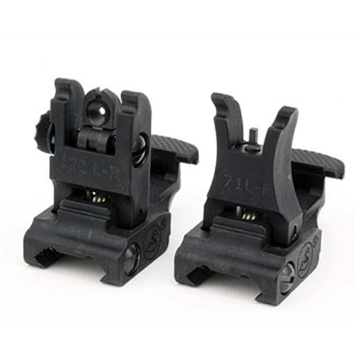 A.R.M.S., Inc. A.R.M.S. Front and Rear Folding Sight Set
