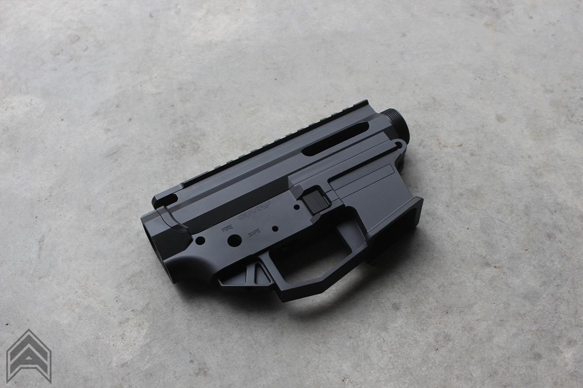 Angstadt Arms Angstadt AR15 9mm 0940 Glock Receiver Set