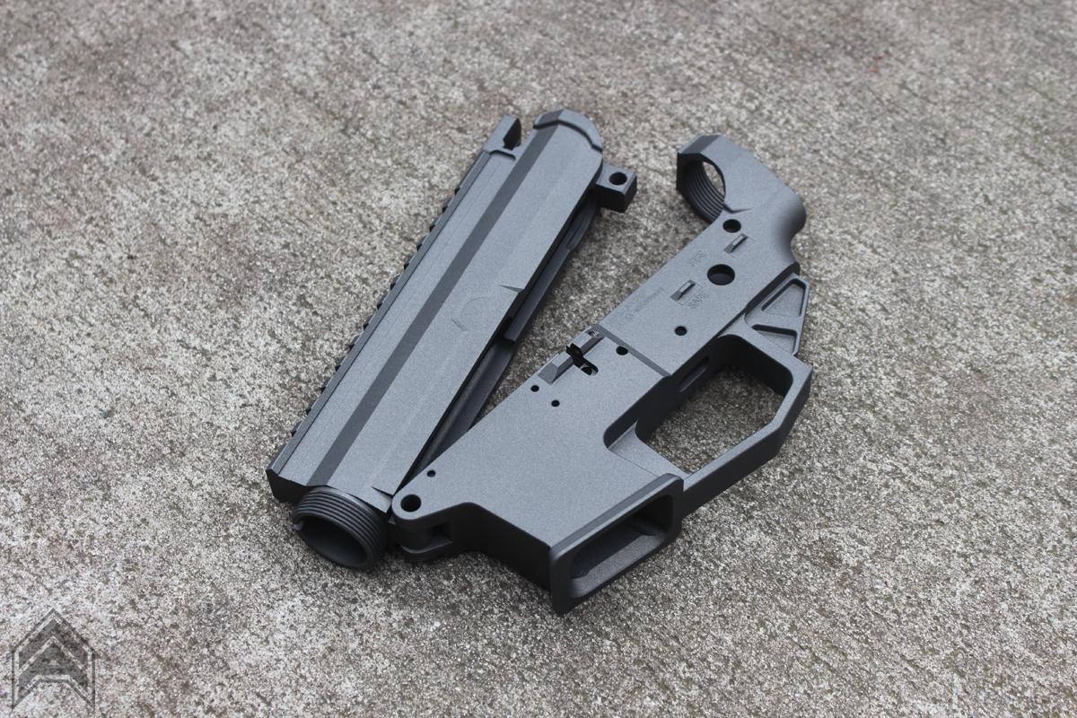 Angstadt Arms Angstadt AR15 9mm 0940 Glock Receiver Set