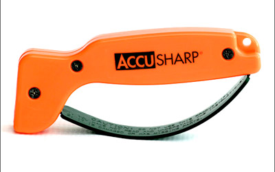 AccuSharp Accusharp Knife Sharpener Orange