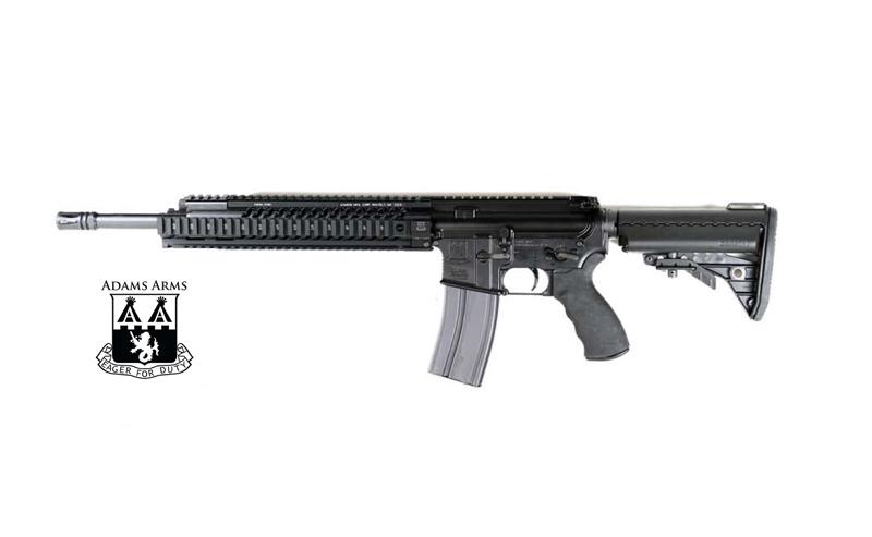 Adams Arms Adams Arms M4 Tactical Mid-Length 556 16