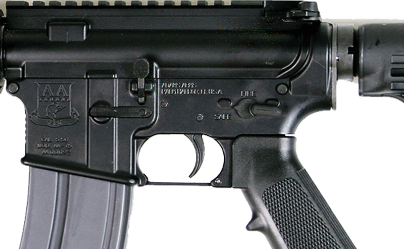 Adams Arms M4 Tactical Mid-Length 556 16