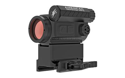 American Defense Mfg. Spek Red Dot Co-witness 2moa RD-T1-CO Photo 4