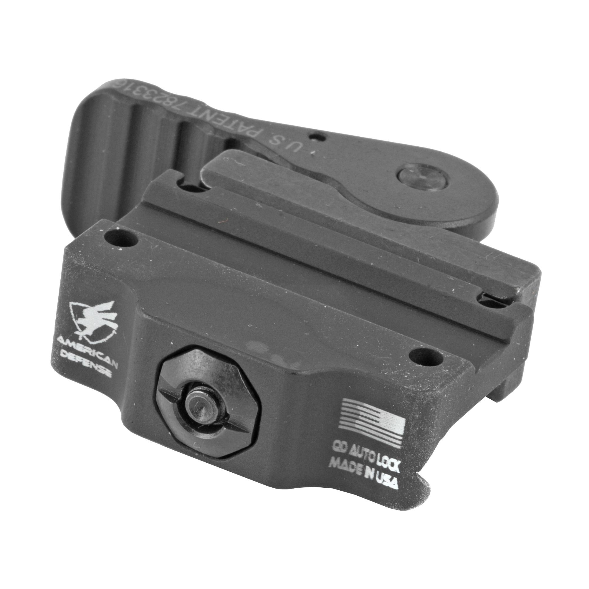 American Defense Mfg. Trijicon Mro Low Mount Tactical AD-MRO-L TAC R Photo 3