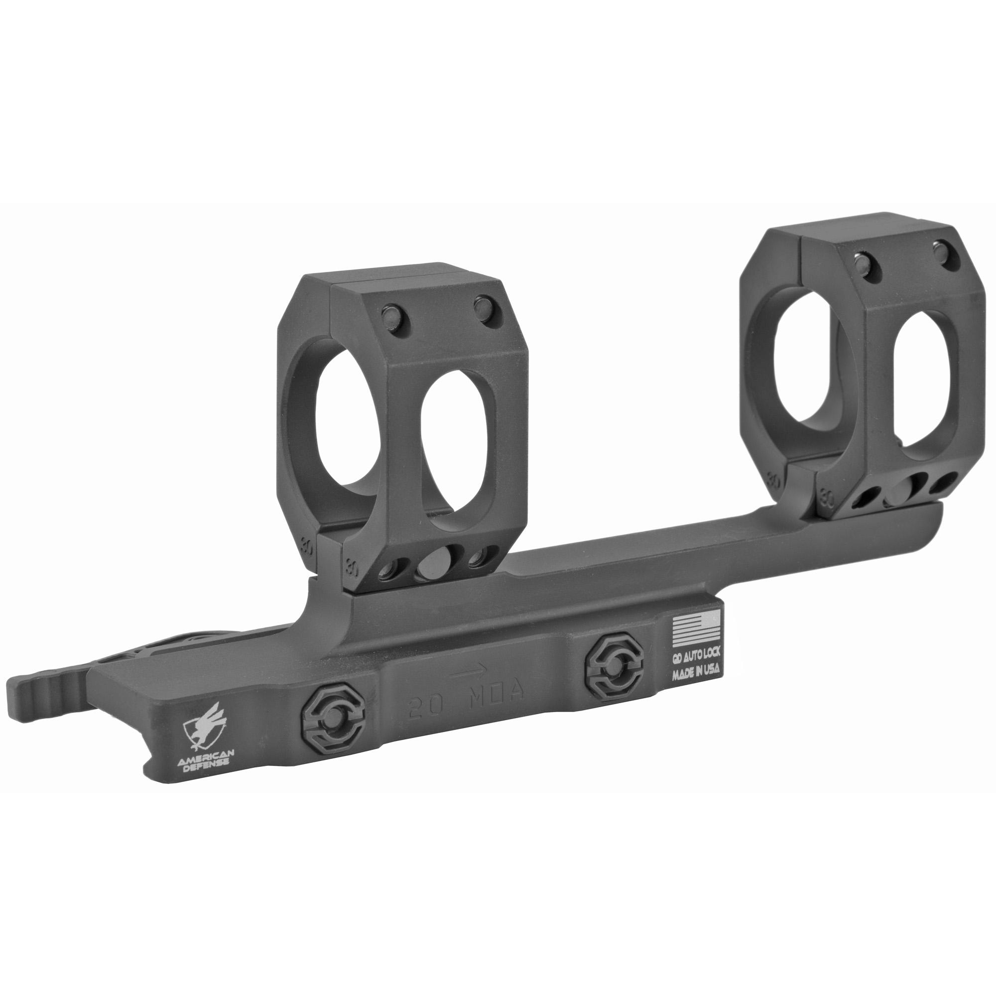 American Defense Mfg. American Defense Mfg. Ad-recon Mount 20moa 30mm Ti