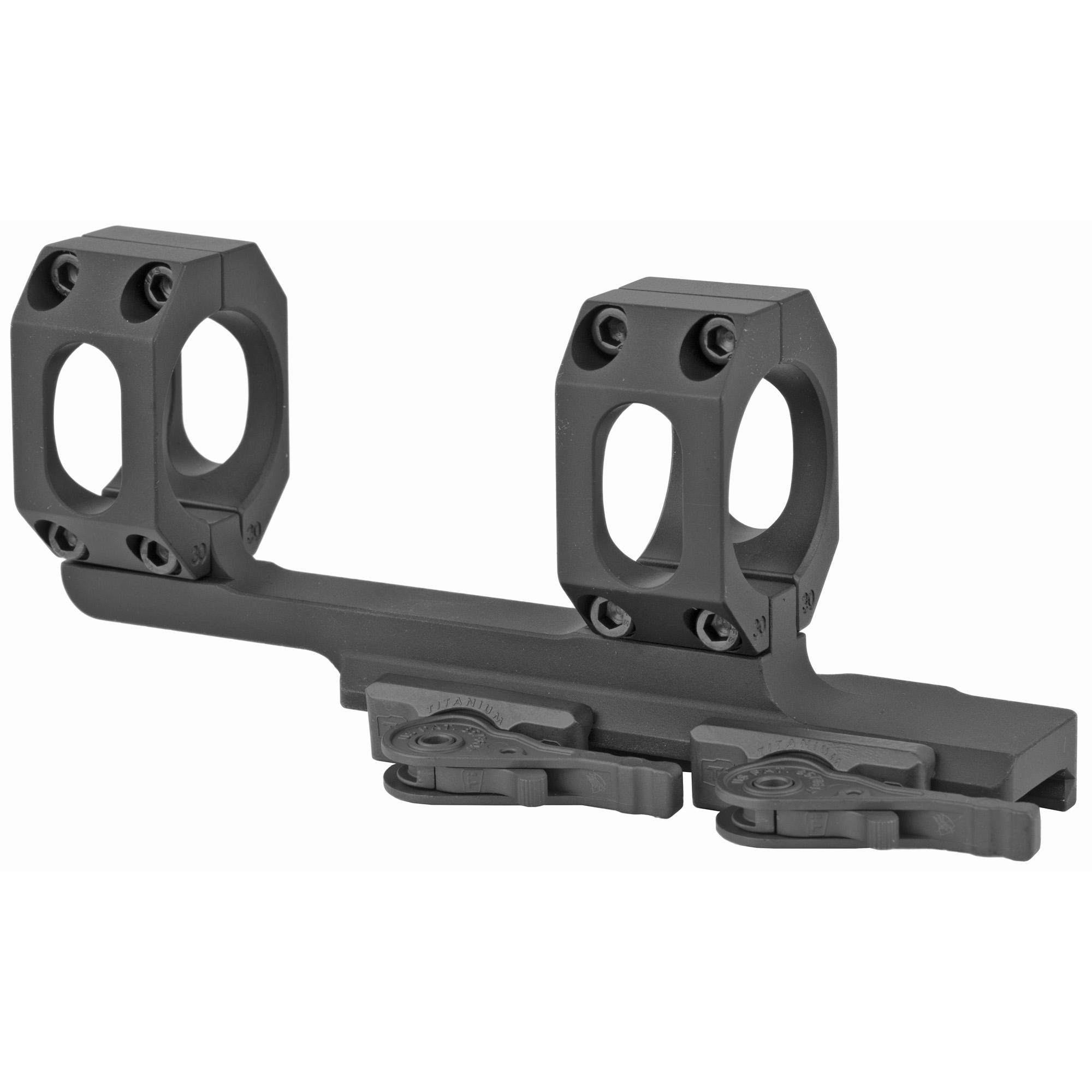 American Defense Mfg. American Defense Mfg. Scope Mount 30mm Dual Quick Release Ti