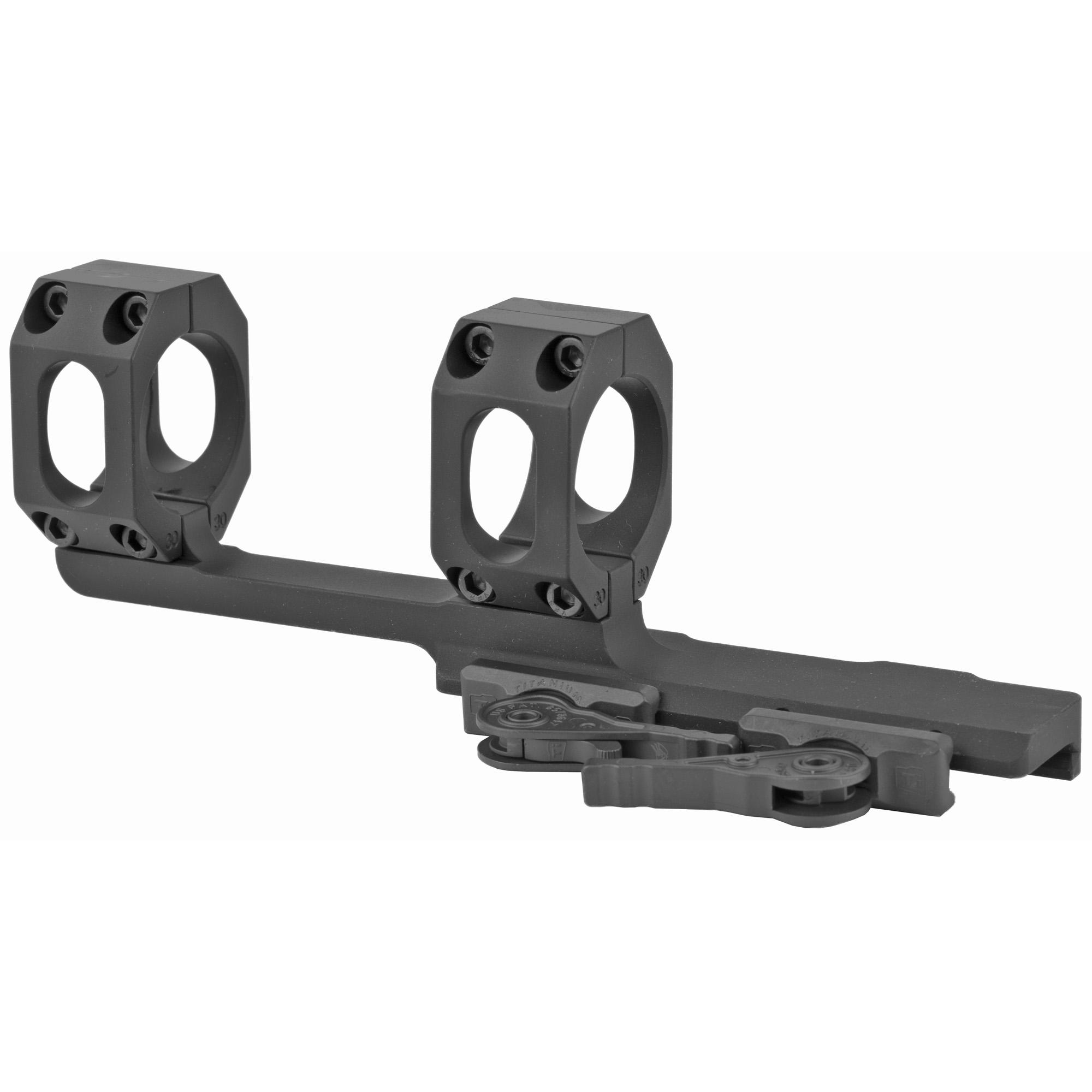 American Defense Mfg. American Defense Mfg. Ad-recon Scp Mount 30mm Black Ti