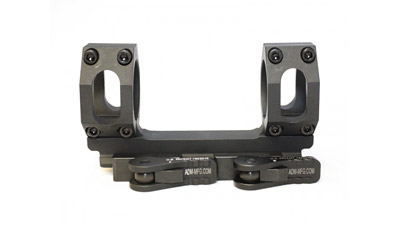 American Defense Mfg. American Defense Mfg. Ad-recon Scope Mount 30mm Black