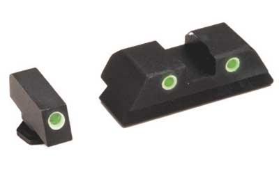 AmeriGlo Ameriglo Glock 17/19/22 3dot Tritium