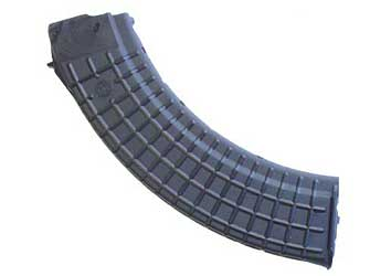Arsenal AK Bulgarian Waffle Magazine 7.62x39mm 40 Rd - Black
