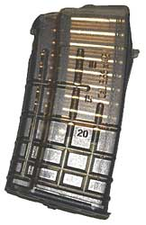 Arsenal, Inc. Arsenal AK 5.56 20rnd Magazine - Clear