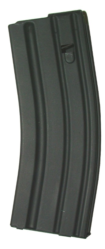 ASC AR15 Stainless Steel .223 30rd Magazine Black