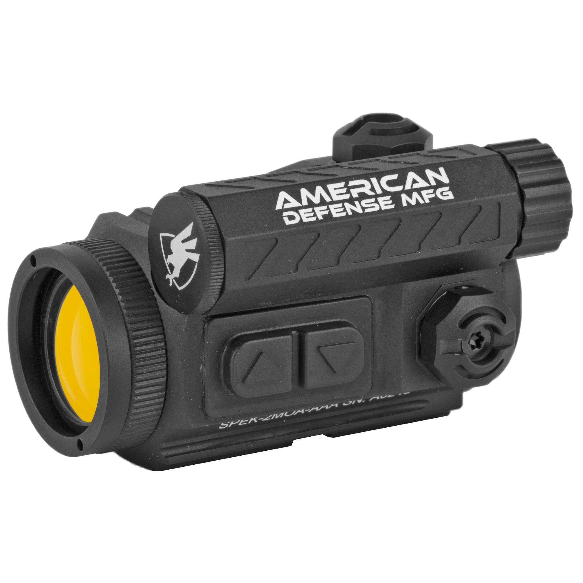 American Defense Mfg. American Defense Mfg. Spek Red Dot Lower-1/3 2moa