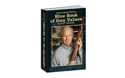 Blue Book 36th Edition Gun Values