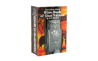 Blue Book 39th Edition Gun Values