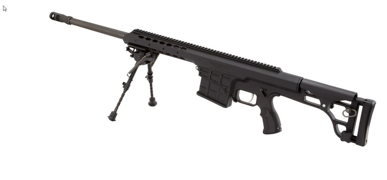 Barrett Barrett M98B 338 Lapua 27