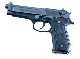 Beretta Beretta M9 9mm 4.9