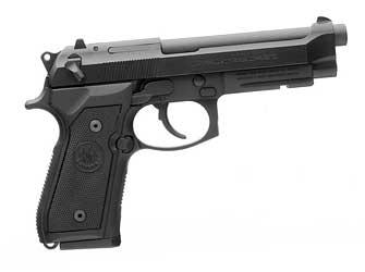 Beretta Beretta M9a1 9mm 4.9