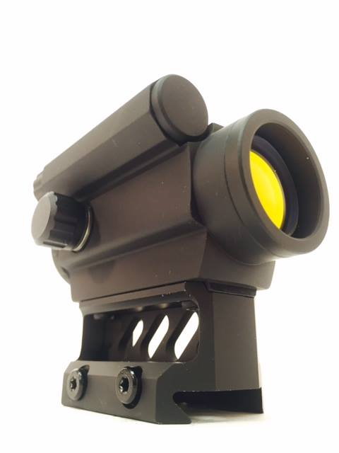 Black Spider Optics Red Dot Sight M0129 Photo 2