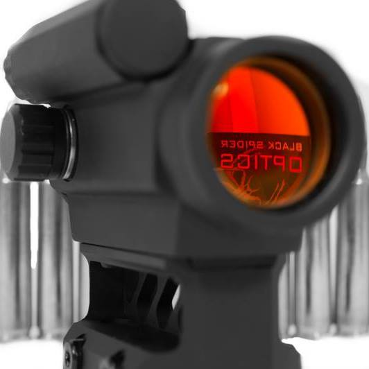 Black Spider Optics Red Dot Sight M0129 Photo 4