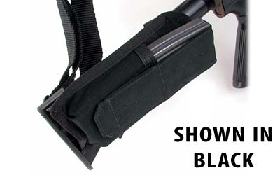 BlackHawk BlackHawk Buttstk Mag Pch M4 Collapsible Bk