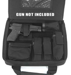 BlackHawk BlackHawk Socom Pistol Case - Black