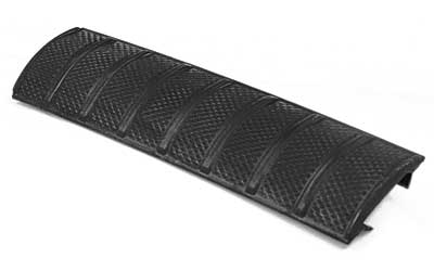 BlackHawk BlackHawk Full Cover Rail Cover 15 Slot Black