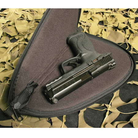 BlackHawk BlackHawk Sportster Pistol Rug Medium - Black