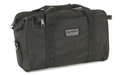 BlackHawk Sportster Pistol Range Bag - Black 74RB02BK Photo 1