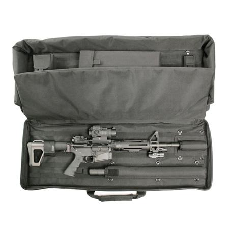 BlackHawk BlackHawk Sportster Modular Weapon Case - Black