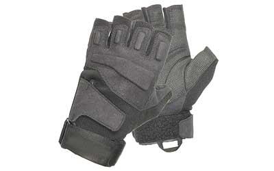 BlackHawk BlackHawk Solag LtAssault Glove 1/2f Lg Black
