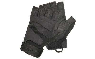 BlackHawk Solag LtAssault Glove 1/2f Med Black 8068MDBK Photo 1