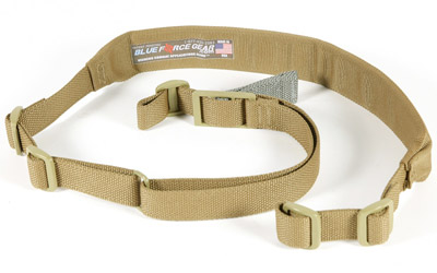 Blue Force Gear Blue Force Vickers Padded 2 Point Slng Coyote Brown