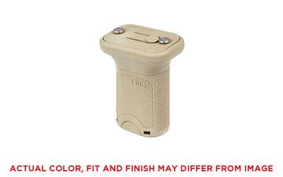 Bravo Company Bravo Company Gunfighter Vert Grip Short KeyMod Black