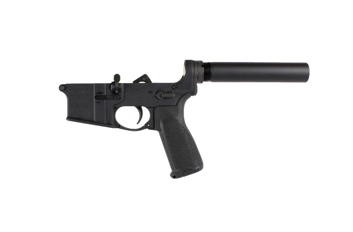 Bravo Company Bravo Company Pistol Lower Receiver Group