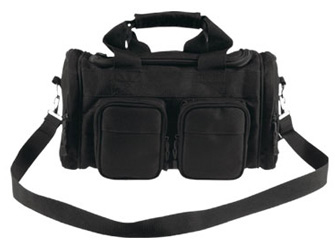 Bulldog Cases Bulldog Range Bag Econ with strap Black