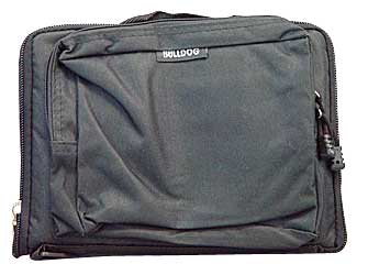 Bulldog Cases Bulldog Mini Range Bag Black
