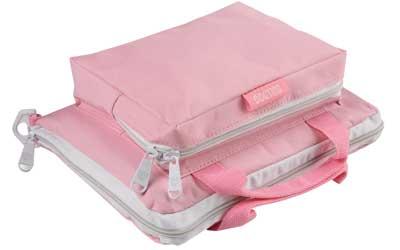 Bulldog Cases Bulldog Mini Range Bag Pink