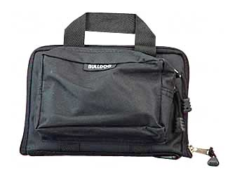 Bulldog Small Mini Range Bag Black