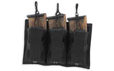 Bulldog Cases Bulldog Triangle-double Molle Mag Pouch K