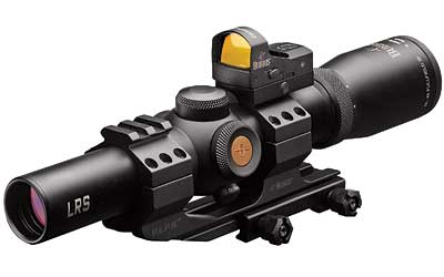 Burris Mtac 1-4x24 Ir Bcq556 with Free-Float