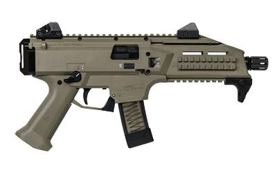 CZ Cz Scorpion Evo 3 S1 9mm 10rd Dark Earth