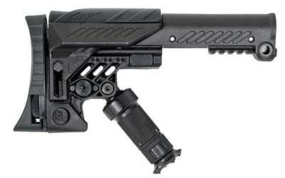 CAA CAA AR15/sr25 Sniper Stock with pod
