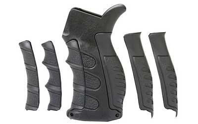 CAA CAA AR Interchangeable 6-pcs Grip Black
