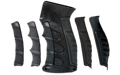 CAA CAA AK Interchangeable 6-pcs Grip Black