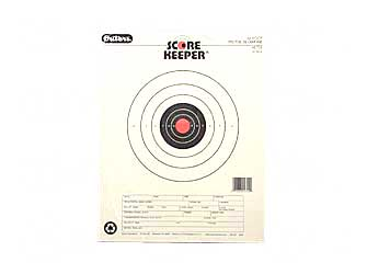 Champion 50ft Pistol Slowfire Target 12p 45724 Photo 1