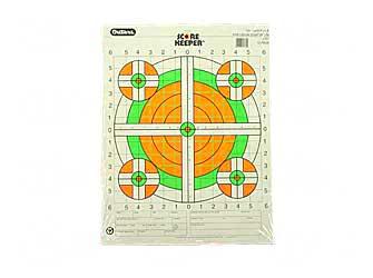 Champion Traps & Targets Champion Scorekpr 100yd Rifle Fluor